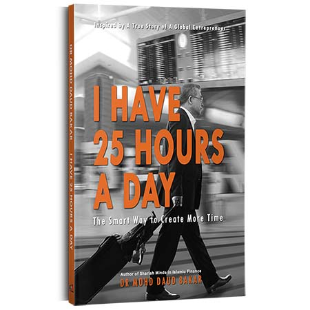 I Have 25 Hours A Day: The Smart Way To Create More Time